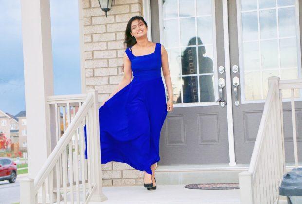 Jak dobrać sukienkę do typu sylwetki, koloru włosów